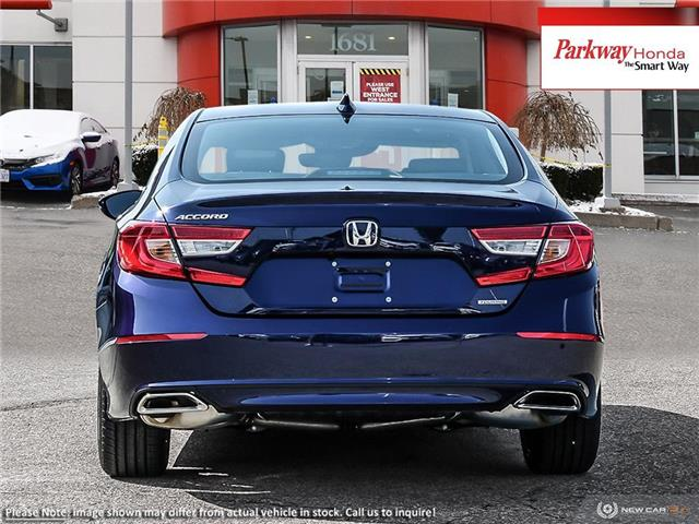 2019 Honda Accord Touring 1.5T (Stk: 928094) in North York - Image 5 of 23