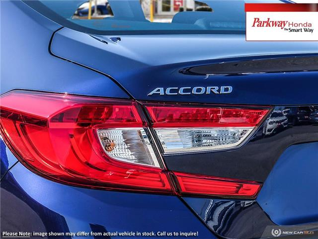 2019 Honda Accord Touring 1.5T (Stk: 928094) in North York - Image 11 of 23