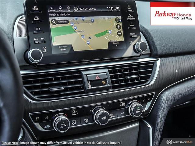 2019 Honda Accord Touring 1.5T (Stk: 928094) in North York - Image 23 of 23