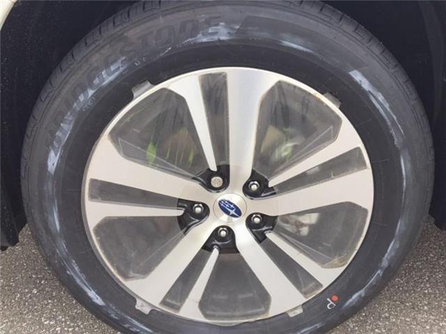 2019 Subaru Outback 2.5i Limited Eyesight CVT (Stk: 32689) in RICHMOND HILL - Image 9 of 24