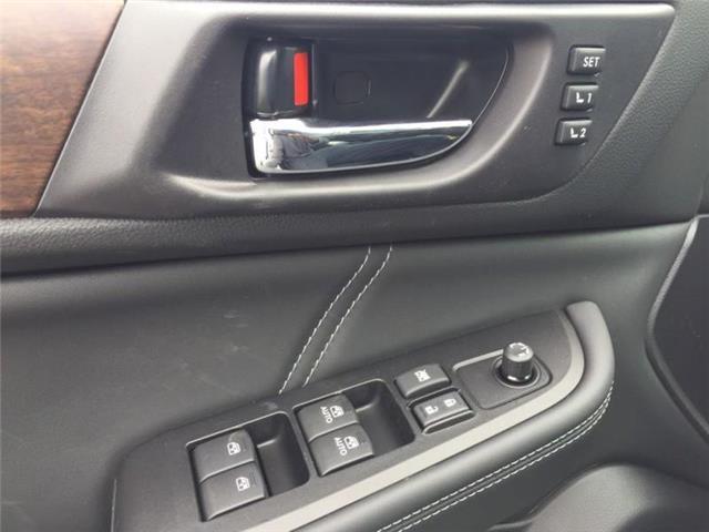 2019 Subaru Outback 2.5i Limited Eyesight CVT (Stk: 32689) in RICHMOND HILL - Image 22 of 24
