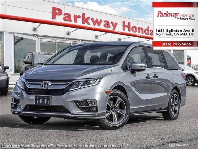 2019 Honda Odyssey EX-L (Stk: 922146) in North York - Image 1 of 23