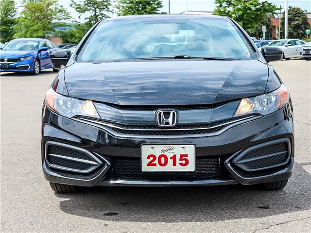 2015 Honda Civic EX (Stk: 3330) in Milton - Image 2 of 23