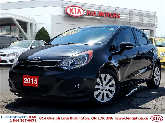 2015 Kia Rio  (Stk: 902050A) in Burlington - Image 1 of 25
