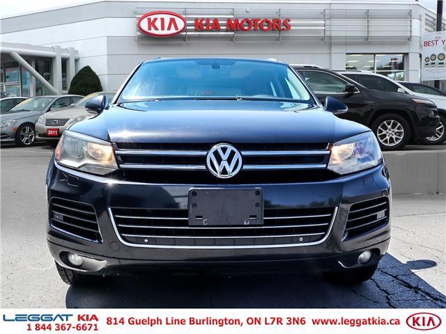 2012 Volkswagen Touareg  (Stk: W0166) in Burlington - Image 2 of 29
