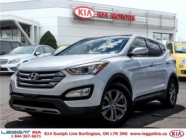 2013 Hyundai Santa Fe Sport  (Stk: 2A4009A) in Burlington - Image 1 of 26