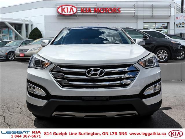 2013 Hyundai Santa Fe Sport  (Stk: 2A4009A) in Burlington - Image 2 of 26
