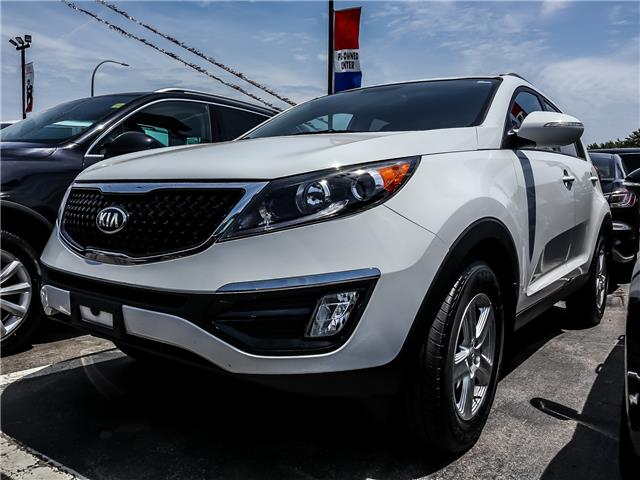 2015 Kia Sportage LX (Stk: 907017A) in Burlington - Image 1 of 1