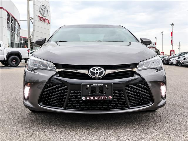 2016 Toyota Camry XSE V6 (Stk: D215) in Ancaster - Image 2 of 29