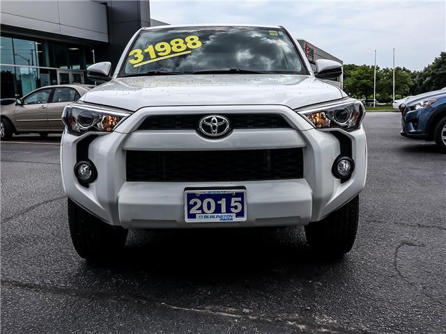 2015 Toyota 4Runner SR5 V6 (Stk: 1787) in Burlington - Image 2 of 23