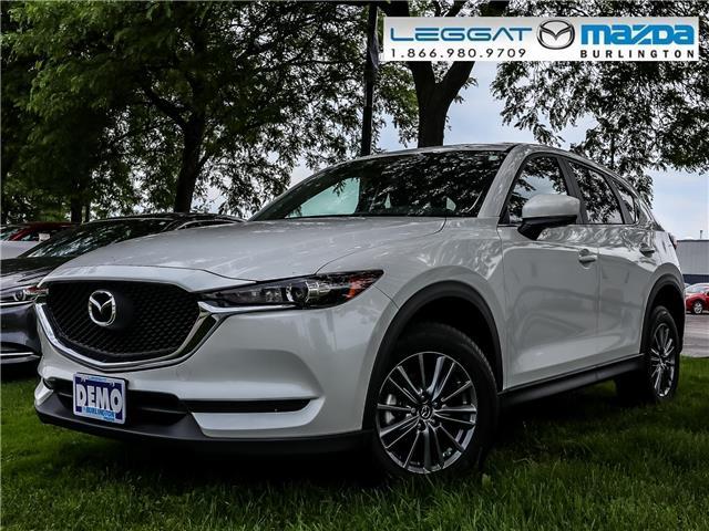 2018 Mazda CX-5  (Stk: 182849) in Burlington - Image 1 of 24