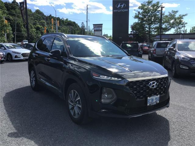2019 Hyundai Santa Fe Luxury 2 0T Luxury AWD w/Dark Chrome