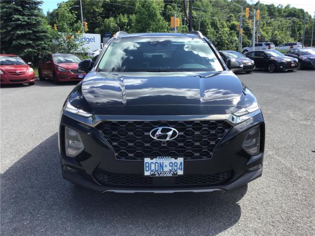 2019 Hyundai Santa Fe Luxury (Stk: R95717) in Ottawa - Image 2 of 10