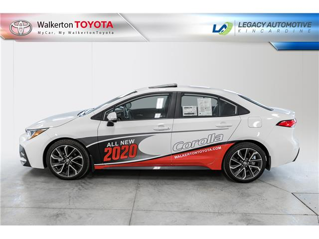 2020 Toyota Corolla SE (Stk: 20002) in Walkerton - Image 3 of 18