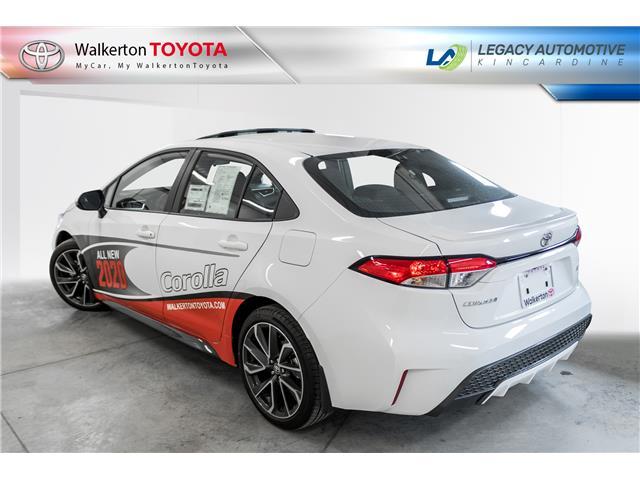 2020 Toyota Corolla SE (Stk: 20002) in Walkerton - Image 4 of 18