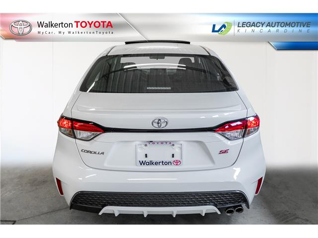 2020 Toyota Corolla SE (Stk: 20002) in Walkerton - Image 5 of 18