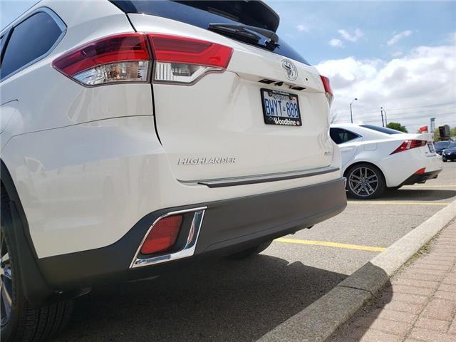 2019 Toyota Highlander XLE (Stk: 9-386) in Etobicoke - Image 5 of 10