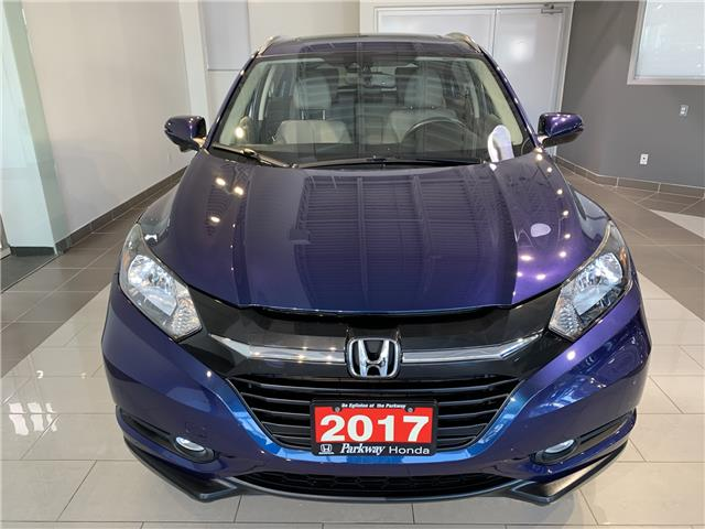 2017 Honda HR-V EX-L (Stk: 921049A) in North York - Image 2 of 20