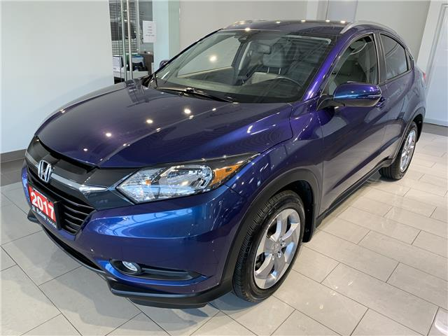 2017 Honda HR-V EX-L (Stk: 921049A) in North York - Image 3 of 20