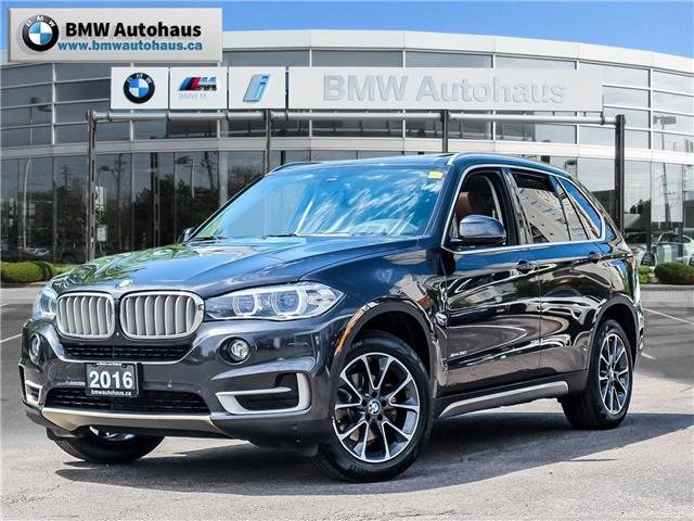 2016 BMW X5 xDrive35i (Stk: P8929) in Thornhill - Image 1 of 28