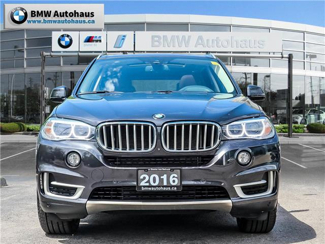 2016 BMW X5 xDrive35i (Stk: P8929) in Thornhill - Image 2 of 28