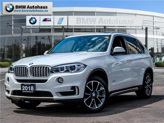 2018 BMW X5 xDrive35d (Stk: P8969) in Thornhill - Image 1 of 31