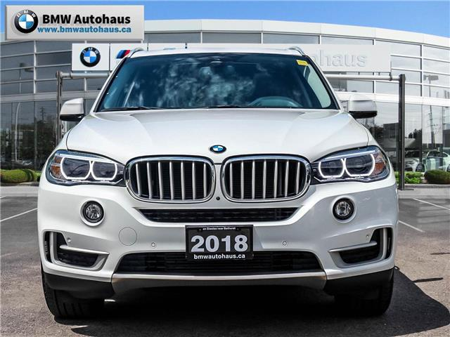 2018 BMW X5 xDrive35d (Stk: P8969) in Thornhill - Image 2 of 31