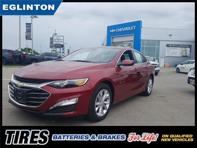 2019 Chevrolet Malibu LT (Stk: KF215897) in Mississauga - Image 1 of 16