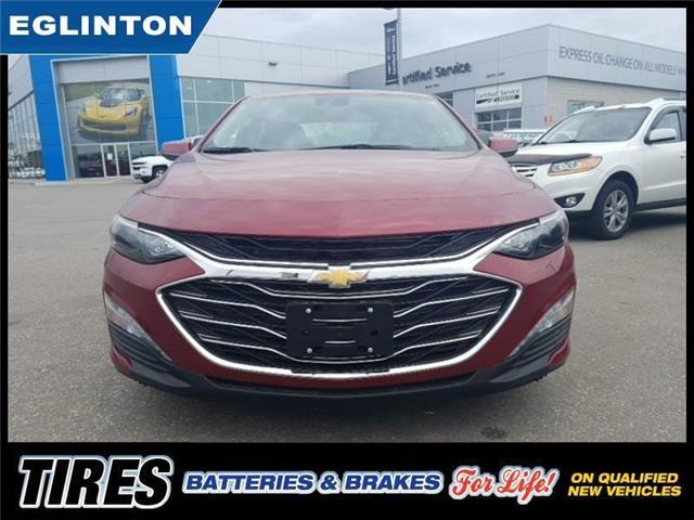 2019 Chevrolet Malibu LT (Stk: KF215897) in Mississauga - Image 2 of 16
