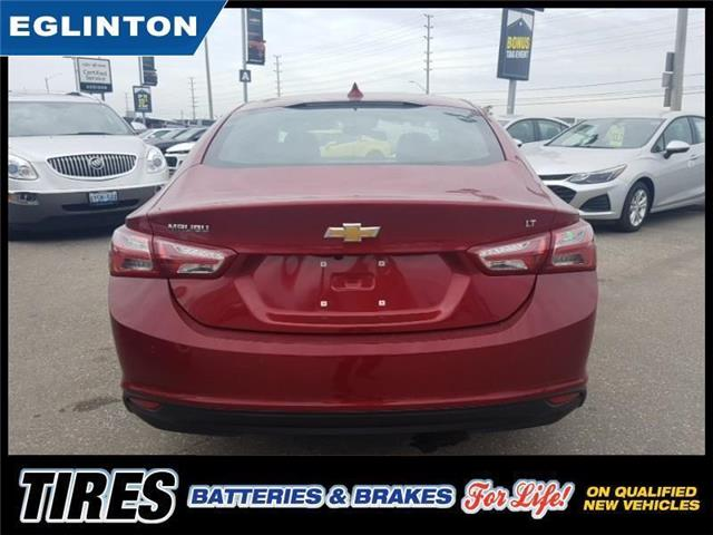 2019 Chevrolet Malibu LT (Stk: KF215897) in Mississauga - Image 5 of 16