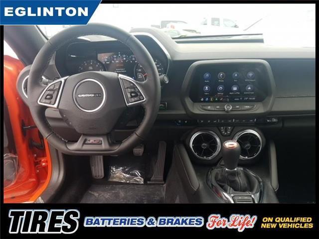2019 Chevrolet Camaro 2SS (Stk: K0153663) in Mississauga - Image 7 of 21