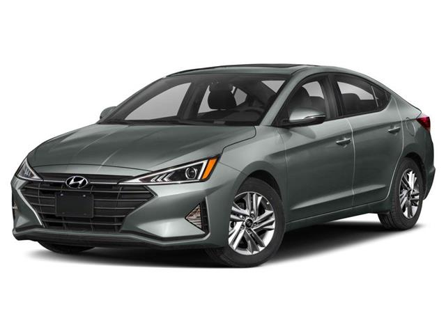 2020 Hyundai Elantra Preferred w/Sun & Safety Package (Stk: EA20016) in Woodstock - Image 1 of 9