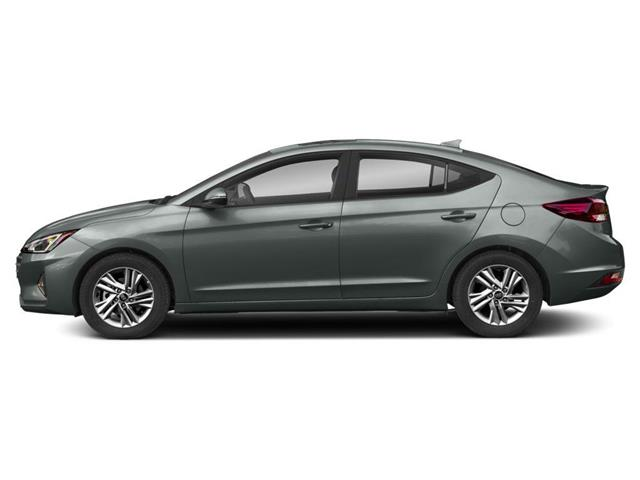 2020 Hyundai Elantra Preferred w/Sun & Safety Package (Stk: EA20016) in Woodstock - Image 2 of 9