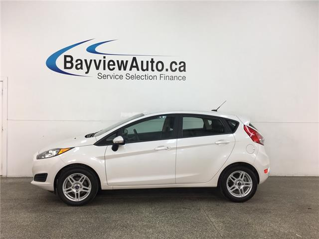2017 Ford Fiesta SE (Stk: 34953RA) in Belleville - Image 1 of 26