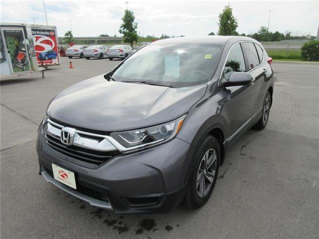 2018 Honda CR-V LX (Stk: K14384A) in Ottawa - Image 1 of 17