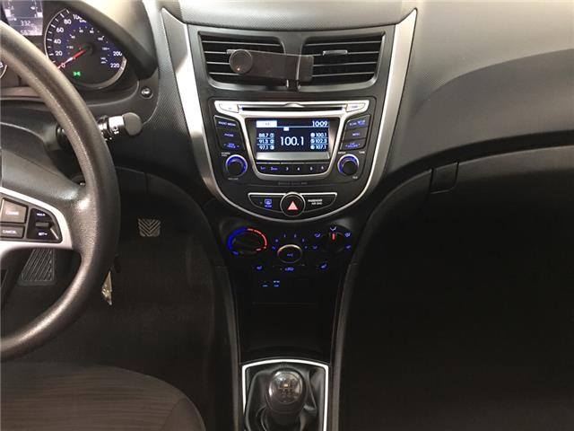 2017 Hyundai Accent GL (Stk: 35131W) in Belleville - Image 17 of 26