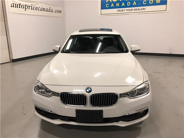 2017 BMW 320i xDrive (Stk: W0369) in Mississauga - Image 1 of 23
