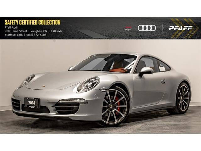 2014 Porsche 911 Carrera 4S (Stk: C6906) in Woodbridge - Image 1 of 22