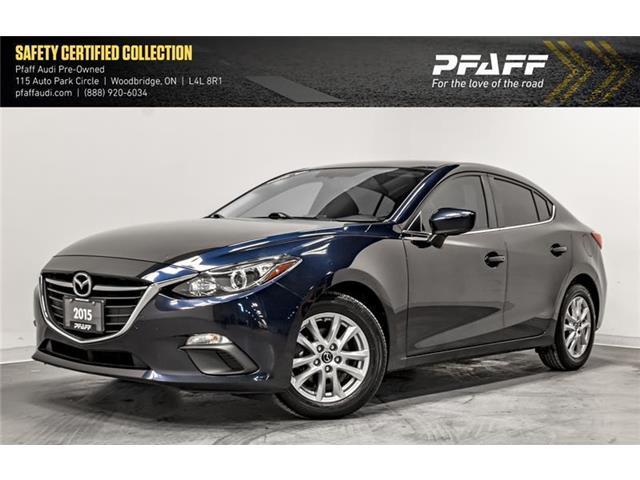 2015 Mazda Mazda3 GS (Stk: T16480A) in Woodbridge - Image 1 of 22