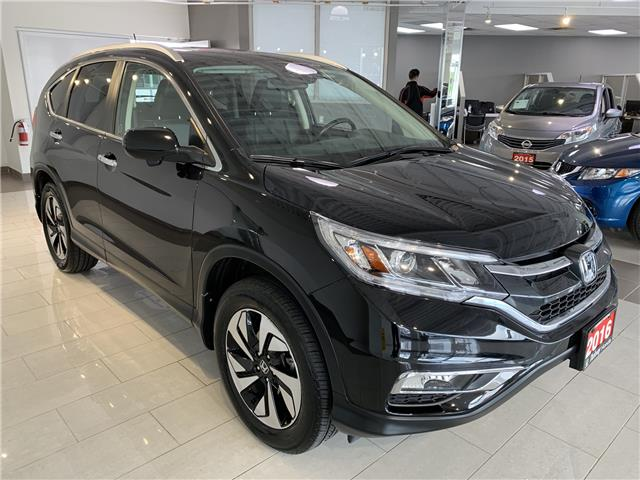 2016 Honda CR-V Touring (Stk: 925218A) in North York - Image 1 of 23