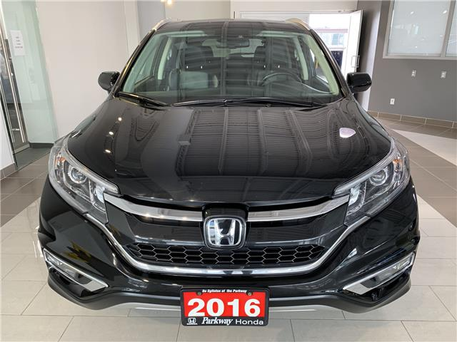 2016 Honda CR-V Touring (Stk: 925218A) in North York - Image 2 of 23