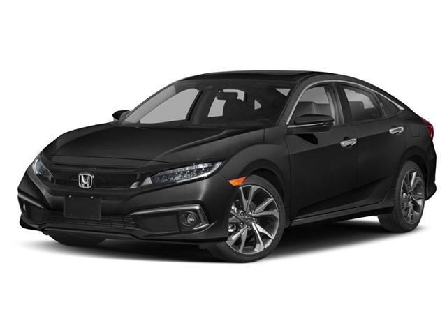 2019 Honda Civic Touring (Stk: U1485) in Pickering - Image 1 of 9