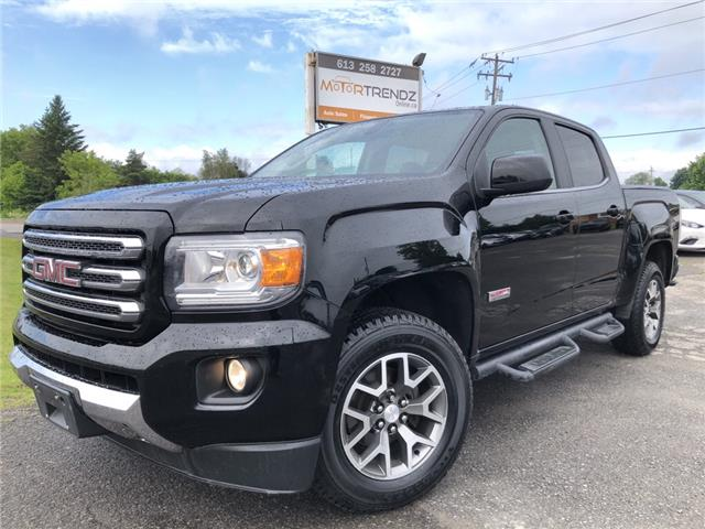 2016 GMC Canyon SLE (Stk: ) in Kemptville - Image 1 of 28