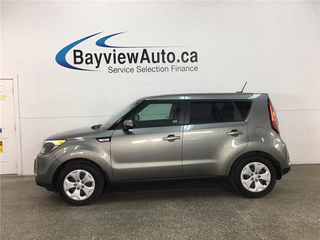 2016 Kia Soul LX (Stk: 35136W) in Belleville - Image 1 of 23