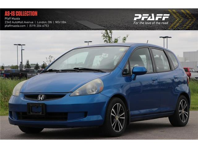 2007 Honda Fit DX (Stk: LM9239A) in London - Image 1 of 11
