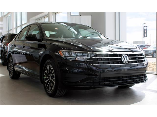 2019 Volkswagen Jetta 1.4 TSI Highline (Stk: V7215) in Saskatoon - Image 1 of 19