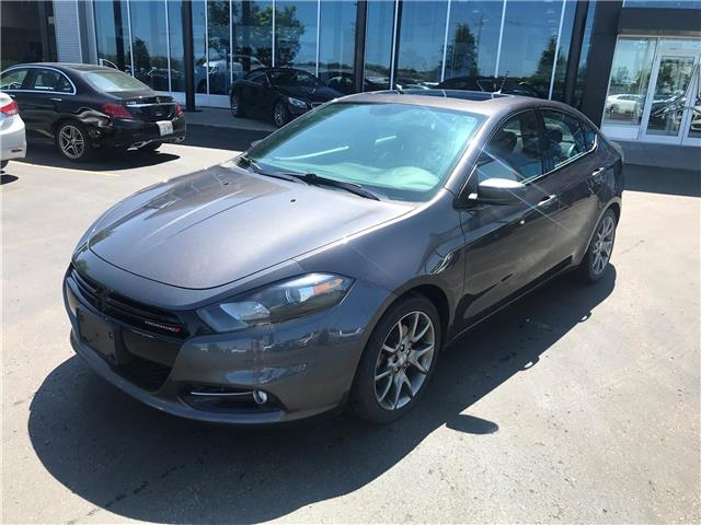2014 Dodge Dart SXT (Stk: 39110A) in Kitchener - Image 1 of 9