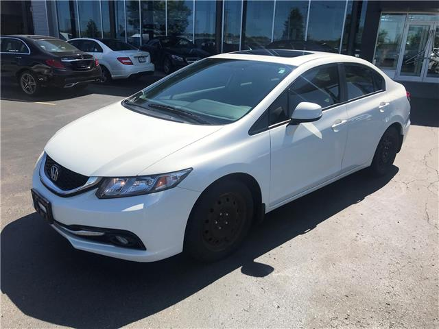 2013 Honda Civic Touring (Stk: K3789B) in Kitchener - Image 1 of 8