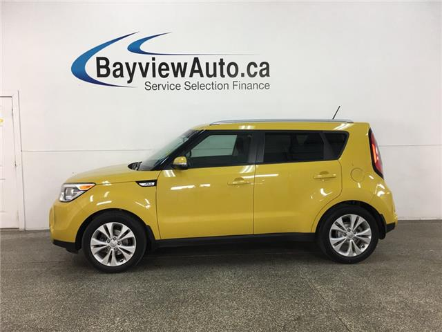 2015 Kia Soul EX+ (Stk: 35020J) in Belleville - Image 1 of 26