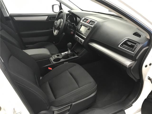 2016 Subaru Legacy 2.5i (Stk: 207130) in Lethbridge - Image 20 of 28